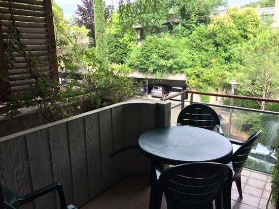 Pierre & Vacances Village Club Le Rouret : Le balcon...