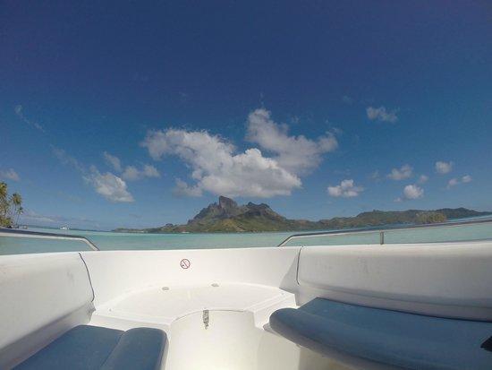 InterContinental Bora Bora Resort & Thalasso Spa: Boat Tour