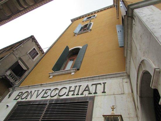 Bonvecchiati Hotel: Front