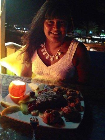 Forsha's Egyptian Kitchen: Birthday Celebration at Forsha's