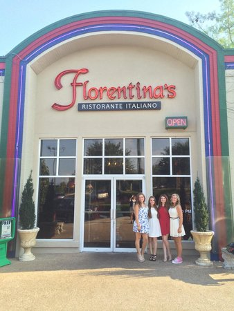 Florentina's Ristorante Italiano : Took the girls out for Morgan's 17th Birthday.