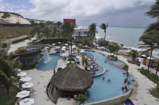 Ocean Palace Beach Resort & Bungalows: Complexo de piscina