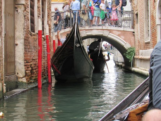 Ente Gondola: The ride