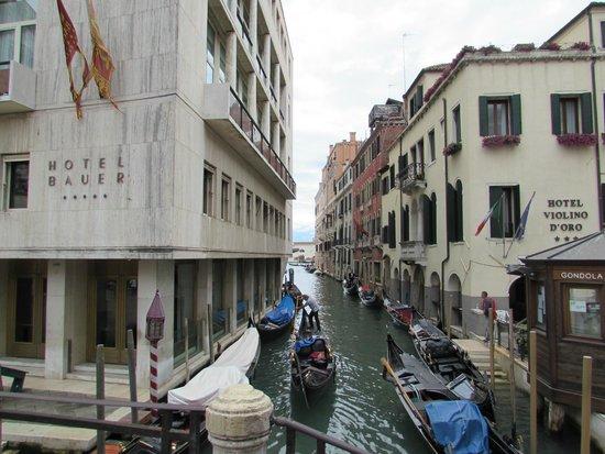 Ente Gondola: The ride
