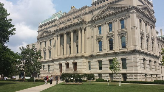 Indiana State Capitol: State Capital