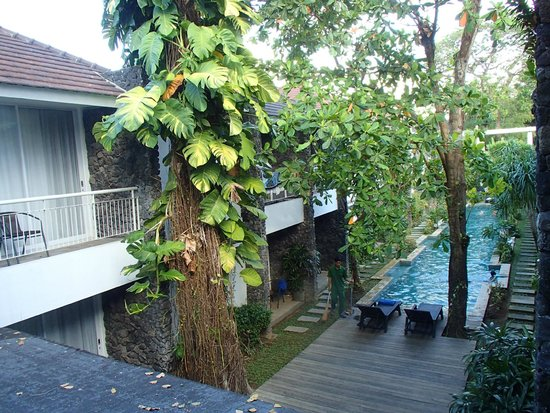 Astana Pengembak Suite Apartment & Villa: Pool