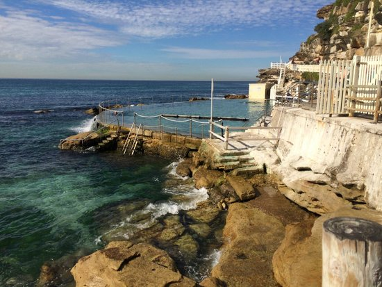 Bondi to Coogee Beach Coastal Walk: Pool II