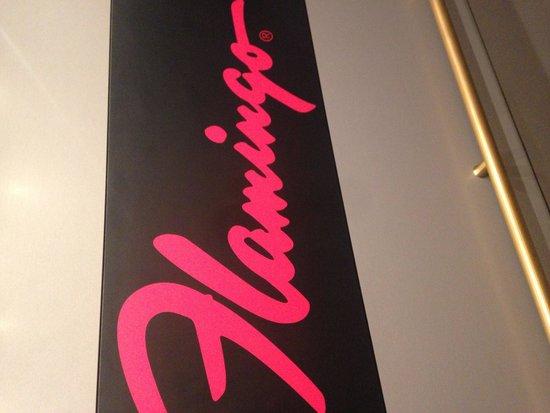Flamingo Las Vegas Hotel & Casino: Elevator