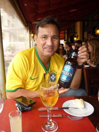 El Peregrino : Não poderia deixar de provar a Cerveja Alma Celeste