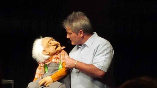 Severn Lodge: Ventriloquist