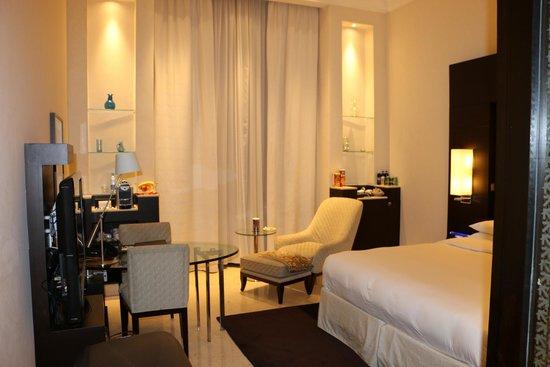 Park Hyatt Jeddah - Marina, Club & Spa : Setting area