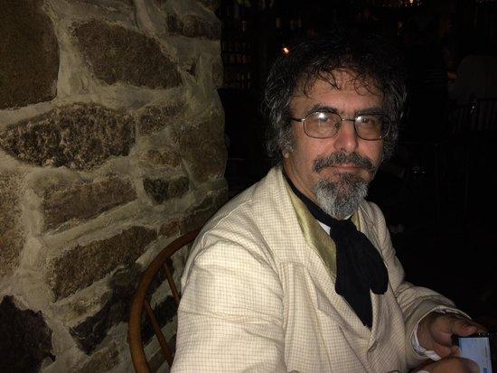Dobbin House Tavern : Dobbin tavern cellar