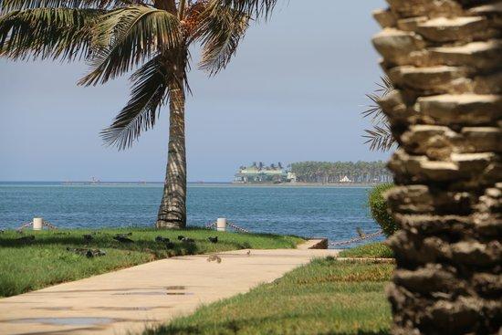 Park Hyatt Jeddah - Marina, Club & Spa : Sea-view from the room