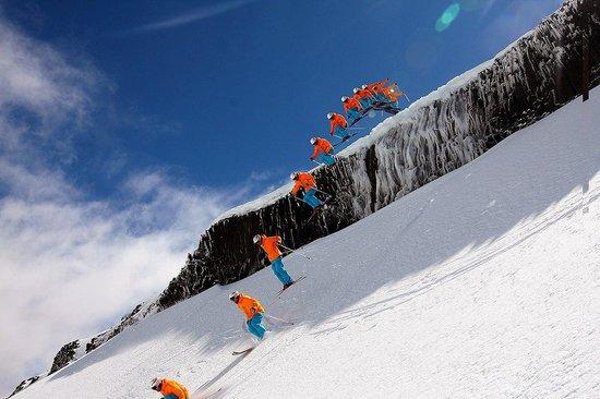 Rocky Mountain Chalets: Sam Lee Skiing Mt Ruapehu