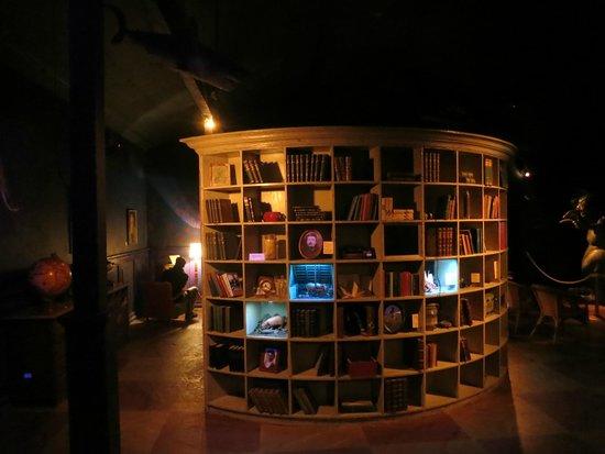 Skrimslasetrid -Monster Museum