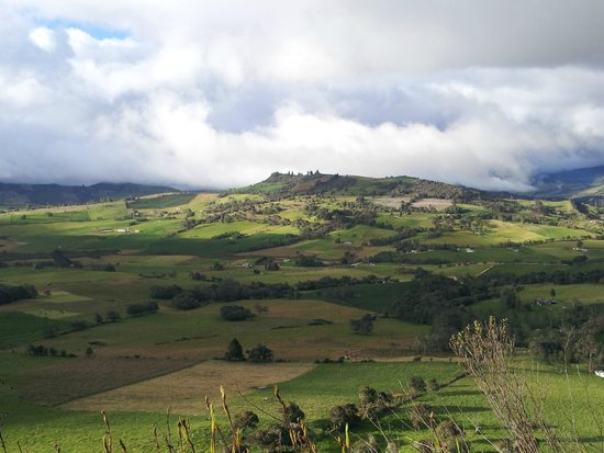 Laguna de Guatavita: Guatavita