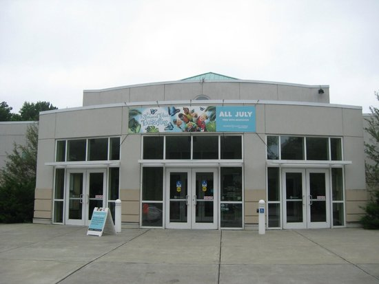 Museum of Life + Science: museum entrance