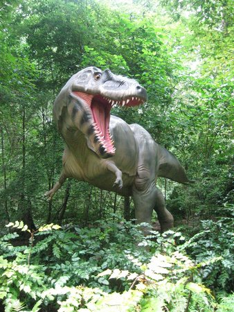 Museum of Life + Science: dinosaur