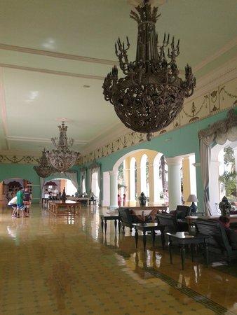 Iberostar Hacienda Dominicus: loby