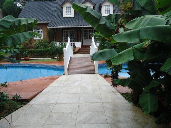 La Sorgente Hotel Posada: En el jardin