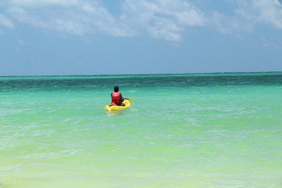 Kailua Beach Park: Kayaking at Kailua