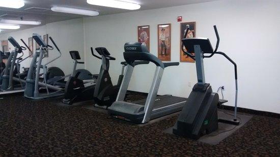 Oak Tree Inn Alpine: autre appareils de musculation