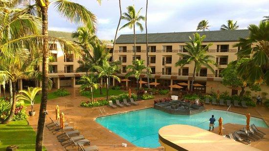 Courtyard Kaua I At Coconut Beach Pool