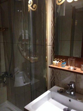 World Heritage Hotel Istanbul: bathrm