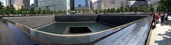 Mémorial du 11-Septembre : memorial 9/11