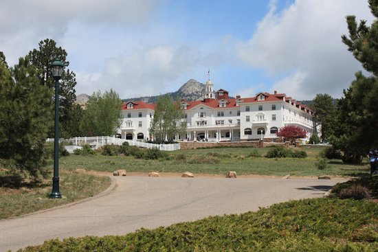 Cascades Restaurant at the Stanley Hotel: The Stanley Hotel