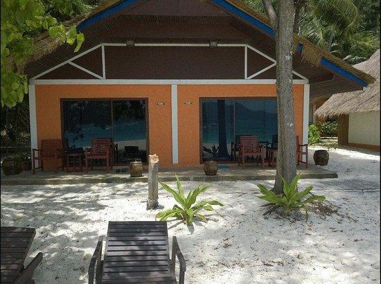 Coral Island Resort: Наше бунгало