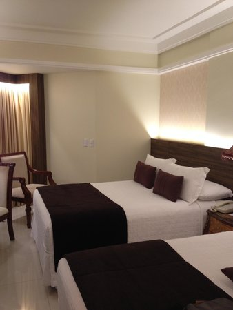 Best Western Premier Majestic Ponta Negra Beach: Room