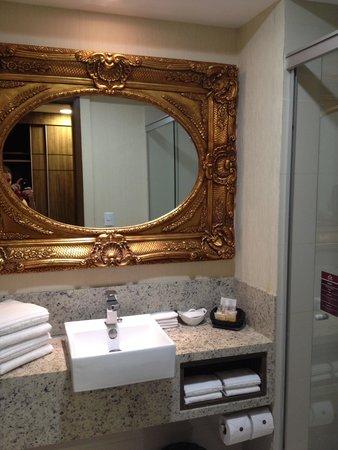 Best Western Premier Majestic Ponta Negra Beach: Bathroom