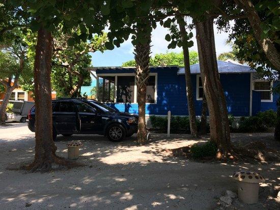 Tween Waters Inn Island Resort & Spa: Our Cottage