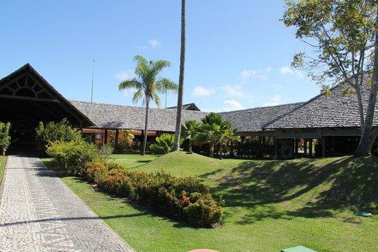 Club Med Trancoso: área externa