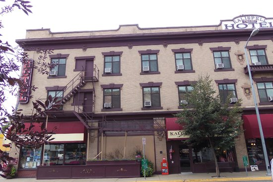 The Kalispell Grand Hotel: Beautiful Kalispell Grand Hotel