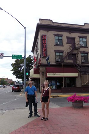 The Kalispell Grand Hotel Beautiful Downtown Montana And
