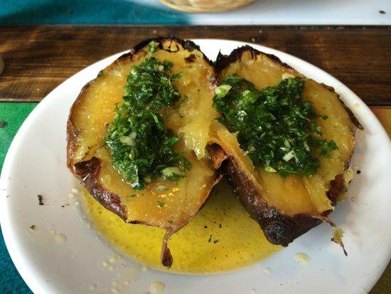 La Pulperia: Melhor batata doce