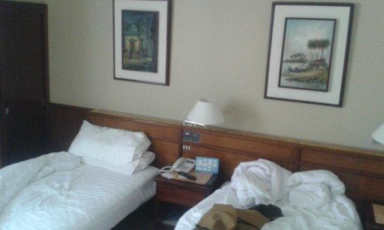 Hotel Reina Isabel: Spacious Room