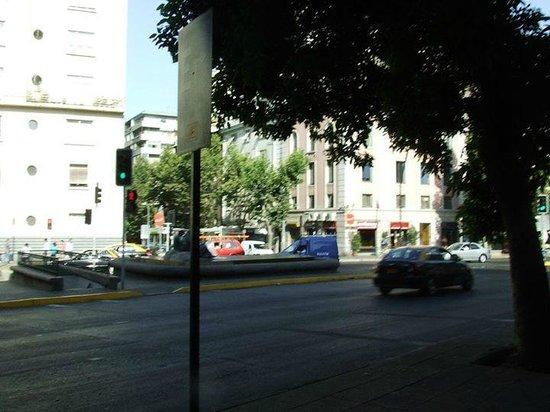 Hotel Montecarlo: céntrico