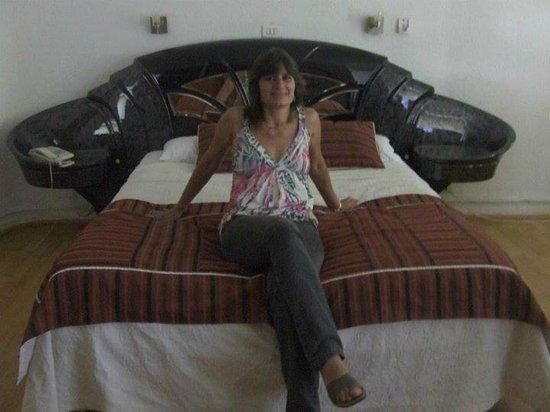 Hotel Montecarlo: habitación cuádruple