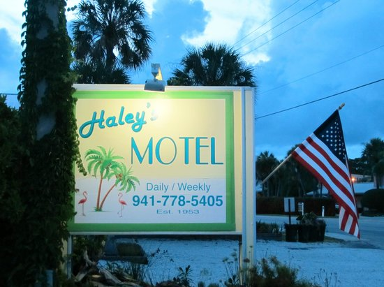 Haleys Motel and Resort : Haley's Mtel
