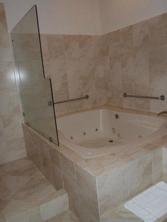 Hotel Presidente : Party tub!