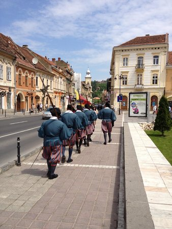 Council Square : Changing the guard