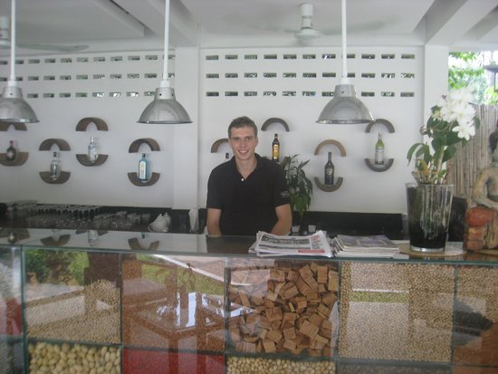 Natura Resort : bar