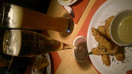 "cha cha - positive eating: Cerveja gelada e petisco ""thai"""