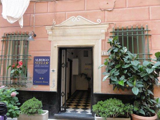 Hotel Stella della Marina : Hotel entrance