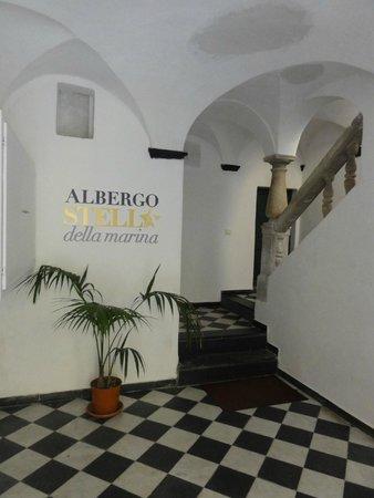 Hotel Stella della Marina : Reception
