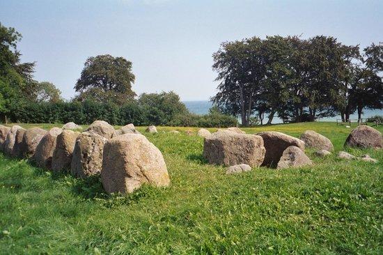 Moesgaard Museum: Long Barrow from 3500 BC