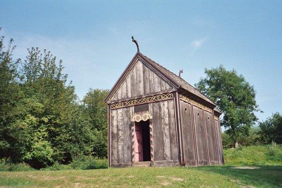 Moesgaard Museum: Viking Stave Church